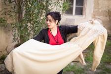 Sheida Ayromlou © Peter Louis