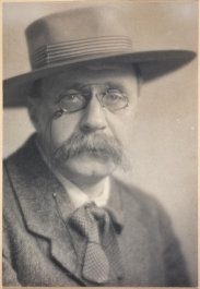 Peter Altenberg © Österreichische Nationalbibliothek